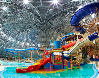"Бизнес-план инвестиционного проекта:""Открытие аквапарка"""